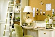 Home office / by The French Farmhouse