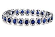 September Sweethearts / Let's face it, if you are a September Sweetheart too, you have been in love with the Sapphire LONG before Diana and Kate ever came along.  Now I shouldn't disrespect a Princess but we had the blue stone first!