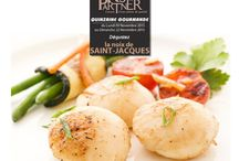 Quinzaine Gourmande 2015 de la Noix de Saint-Jacques / Découvrez toutes les recettes de notre dernière Quinzaine Gourmande à Paris