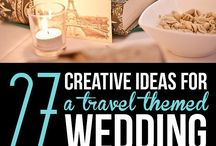 Wedding Themes We Love / Planning a themed wedding?  We love these ideas!