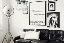 Interior Wall styling | Maaike van Wijk Design Studio