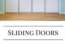 Sliding Doors / Valet Custom Cabinets & Closets also provides custom solutions for most any other space in the home, as well as commercial cabinetry. View our gallery below to see some of our wide expanse of work.