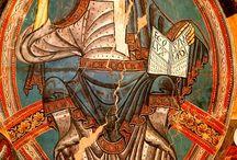 pictură romanica