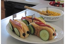 "FUN FOOD to WOW the Crowds! / Themed Food! ""WOW"" what a great idea for a party!  Car Themed food! #CarwashLive is a website for #carcare #autobody #carwash"