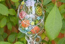 Botellas / Infinidad de ideas con botellas...