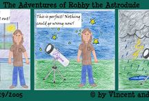 Robby The Astrodude / A Webcomic I used to write back in 2005-2007