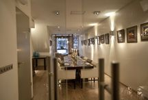 Private Dining / Private Dining for small or large groups in the beautiful city centre of Amsterdam along the Prinsengracht