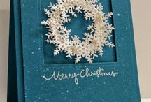 Joulukortit Cristmas cards.