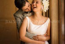 Laughing Bride / Brides laughing.