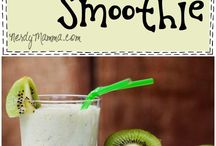 smoothies/jugos