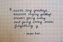 Peter Pan<3