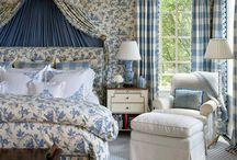 Bedrooms / by Renea Davis