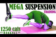 Suspension Training / This program is specifically designed for footballers by training the muscles used the most in a game of football.Quads & Hams for explosive speed. Lats, Rhomboids, Delts & Traps for handling your opposite number plus Abs & Obliques work so you can take that tackle like a man!