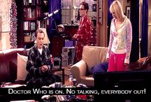 Big Bang Theory / by Erin Baum (Lindeau)