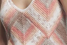Knitted top/tank