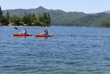 Brandy Creek Store and Kayak Rentals / No more snack bar!  Sandwiches, snacks, ice cream, beach goodies and toys at the convenience store at Brandy Creek Beach! http://whiskeytownmarinas.com/brandy-creek