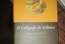 O Caligrafo de Voltaire - Livro novo. R$6.00 Sebo do Lanati / O Caligrafo de Voltaire - Livro novo. R$6.00 Sebo do Lanati