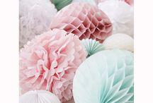 Honeycombs & Pompon