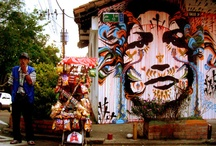 {World Creation} Street Art
