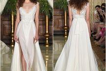 NY Bridal Fashion Week / Os estilistas mais renomados e todas as tendências e novidades para a moda noiva