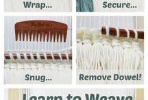 weaving szövés