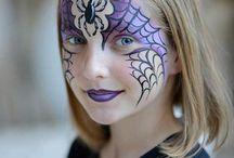 Halloween : maquillage, déguisement,  décorations, food & drink