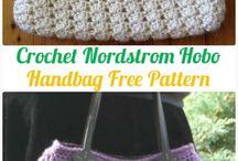 Horgolt táskák /  Crochet bags