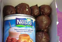 Konfekt/fyldt chokolade
