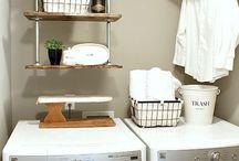 laundry & garage ideas
