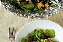 Salads and Savory Sides / by Riley Hughes