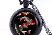 Koi Fish Jewelries