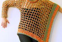Women Wear Crochet