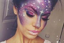 Zodiac makeup inspirations