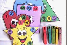 Learning Alphabets, Shape, Colors