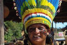 Índios e suas culturas