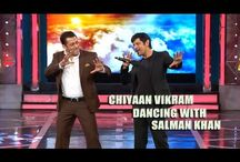 Always smile when watching Salman Khan...