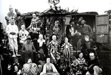 Clowns and Sideshow