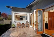 home sweet home: exterior