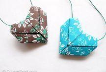 falten, origami