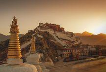 Lhasa Reisen / Ausgewählte Reiseangebote zur Erkundung der heiligen Stadt Lhas und ihrer Umgebung.