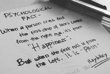 Happines & Pain