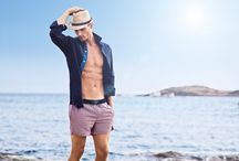 Swimwear, swimming trunks for men - summer style / what are you going to wear this summer on the beach ?