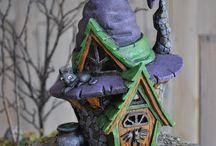 Миниатюрные волшебные сады