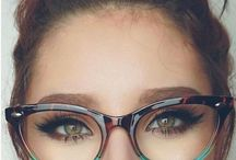 Glasses for a round face