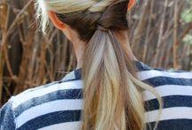 Acconciature / Acconciature per capelli lunghi