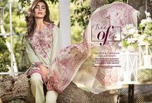 Printed Chiffon Collection- Spring lawn volume 2