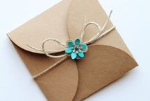 Gift packages for jewelery