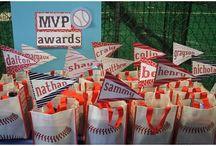 Jenner's next bday party...baseball / by Holly Barrington