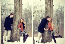 Couple Snow pics