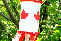 Let's Celebrate: Canada Day / Ideas for Canada and Summer picnics Canada Day celebration ideas